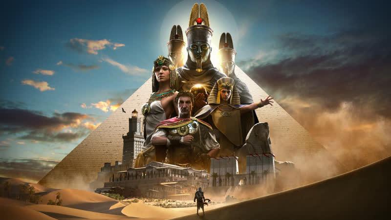 Assassins Creed Origins stealth kills by DreaMy