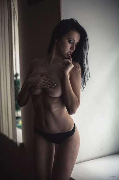 Nude hot sexy woman