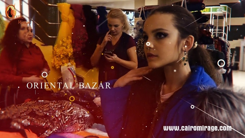CAIRO MIRAGE INTERNATIONAL BELLYDANCE FESTIVAL IN MOSCOW 2018