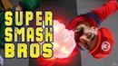 SUPER SMASH BROS Stunt Tribute