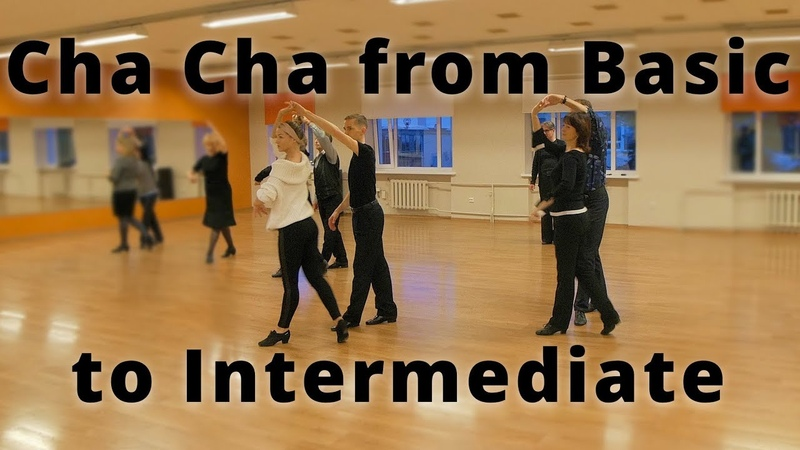Workshop Cha Cha Cha from Basic to Intermediate Dance Exercises Steps and Tips