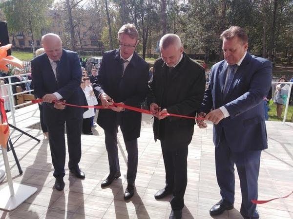 Новая старая детская поликлиника в Бокситогорске