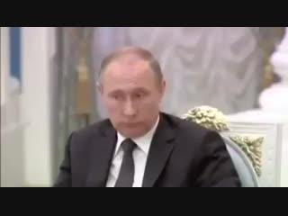 Мына Еврей, Путинге: - Кезінде яғни Ұлы Отан соғысында Мәскеуді құтқарған Қазақ болатын деп бетіне айтты.