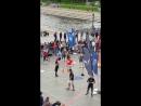 Русский ниндзя, тест прыжка с разбега. Кастинг