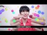 RUS SUB Simply K-Pop LEO(