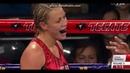 Women boxing Zulina Munoz vs Vanesa Lorena Taborda 02-07-2016