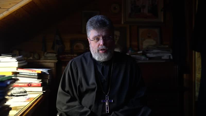 Протоиерей Григорий Григорьев. Поздравление с Новым 2019 м годом