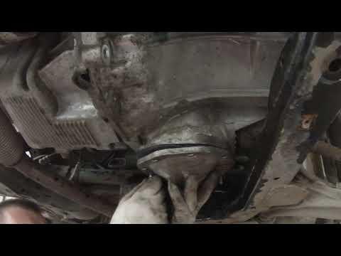 Замена масла МКПП Шевроле Круз 1.6. Замена сальников привода