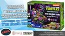 Открываем настольную игру Dice Masters: Teenage Mutant Ninja Turtles