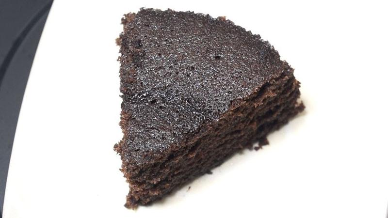 Eggless Chocolate Cake Recipe ডিম ছাড়া চুলায় তৈরি চকলেট কেক রেসিপি 2404