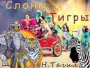 Итальянский Цирк Слоны и Тигры 15.09.2018 Нижний Тагил