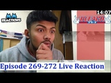 Ichigo vs Ulquiorra &amp Other Fights!! - Bleach Anime Episode 269,270,271&amp272 Live Reaction