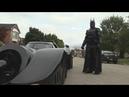В Канаде на дороге остановили Бэтмена