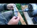 Приминение сверла в рыбалке