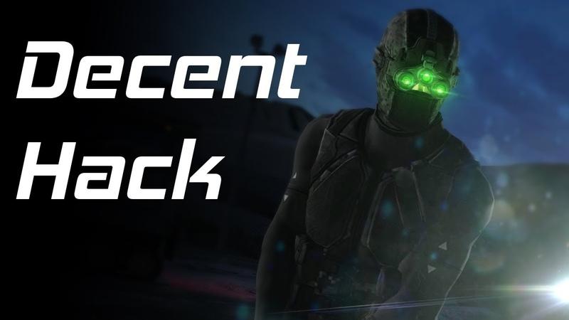 [SC Blacklist] Decent Hack