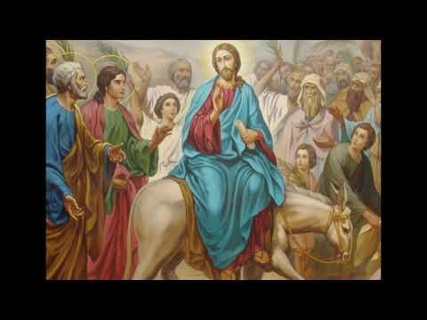 Пост закончился. Вход Господень в Иерусалим. Проповедь в субботу вечером. Протоиерей Андрей Ткачев