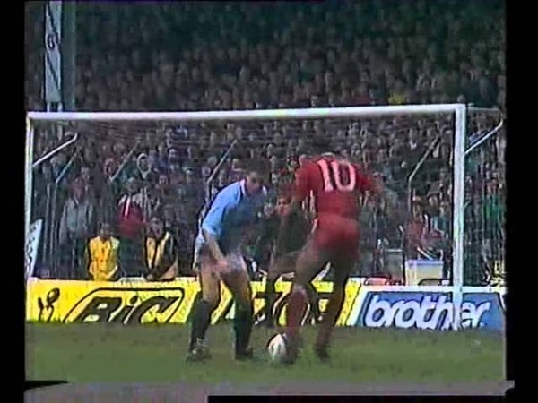 Manchester City 0 Liverpool 4 13031988 FA Cup