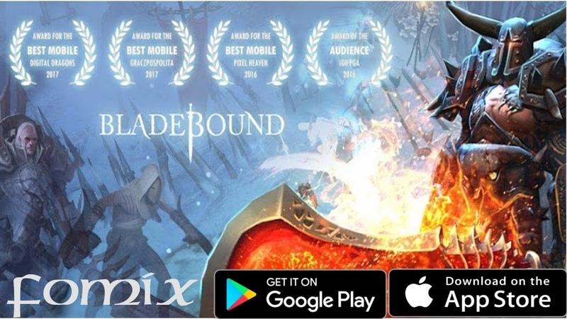Bladebound: Hack and Slash Action RPG - первый взгляд, обзор (Android Ios)