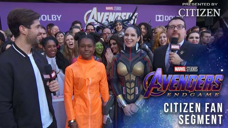 How Many MCU Movies Can You Name LIVE from the Avengers Endgame Premiere