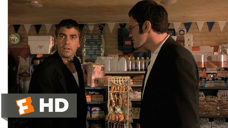 From Dusk Till Dawn 2 12 Movie CLIP Convenience Store Massacre 1996 HD