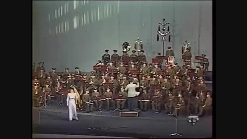 Валентина Толкунова - Обыкновенный вроде человек. Конкурс лучшей советской песни 1983 года