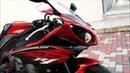 2011 Yamaha YZF-R1 Startup, Walkaround Exhaust Sound