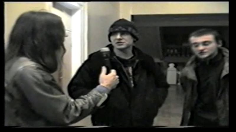 Интервью с группой Bredor (фестиваль Bomber-Rock-2 , 1998г.)