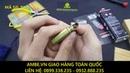 Cách châm xăng, thay đá bật lửa Promise BNC006 - Ambe.vn