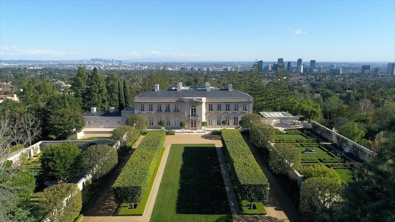 $245 Million Estate - Beverly Hillbillies House for Sale - 10.3 acres in Bel Air, CA