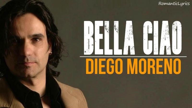 Bella ciao en español | Diego moreno (Lyrics/Paroles)