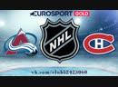 Colorado Avalanche vs Montreal Canadiens | 12.01.2019 | NHL Regular Season 2018-2019 | RU