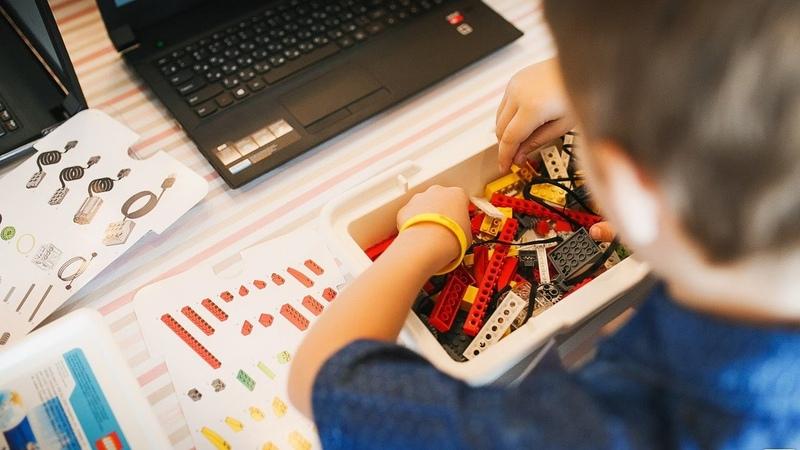 Клуб робототехники и программирования SmartLab в Таганроге | Клуб Lego | Лего центр