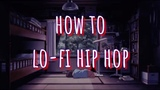 Lo-fi Hip Hop Tutorial - Fl Studio mobile