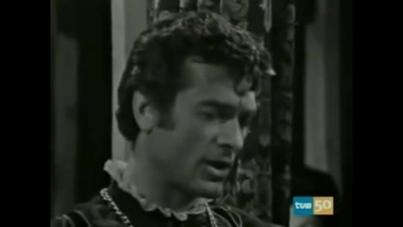 058. Estudio 1 de TVE - El mercader de Venecia (William Shakespeare)