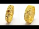 Latest Designer Gold Kada Bangles Collection