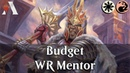 MTG Arena GRN | Boros Mentor Budget DeckTech Gameplay [The Fuzz]