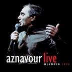 Charles Aznavour альбом Olympia 72