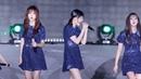 [4K] 180615 여자친구 (GFRIEND) 예린 (YERIN) 시간을 달려서 (Rough) / 영월 강원도민체전 직캠 fancam by ecu