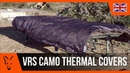 ***CARP FISHING TV*** VRS Camo Thermal Cover Explained