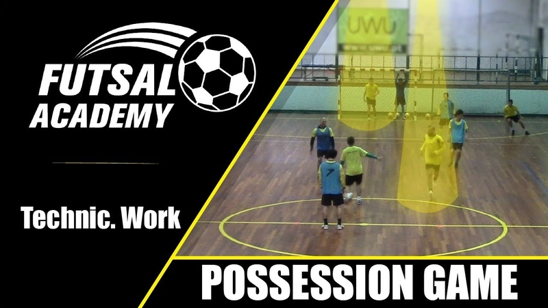 The door's man 3x3 possession ball game warm up