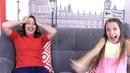 МУЗЫКАЛЬНЫЙ Челлендж ОТГАДАЙ Песню Наоборот Вместе с Катей Адушкиной и Open Kids Вики Шоу