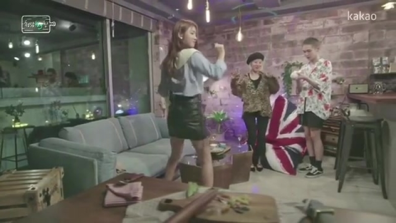 [TV SHOW] 180913 SOYOU @ Cheongdam Keytchen (ep.2)