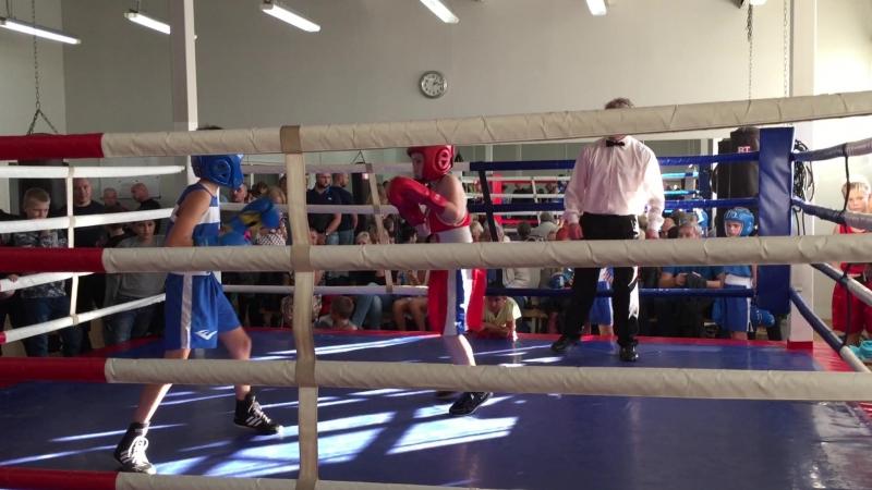открытый ринг 14.10.18