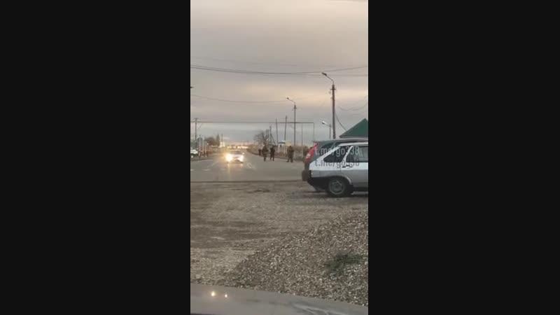 Подрыв смертницы в Старопромысловском районе Грозного (17 ноября 2018)