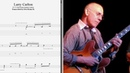 Larry Carlton - II-V-I lick from Autumn Leaves - Best lick (animated tab - Fast slow)