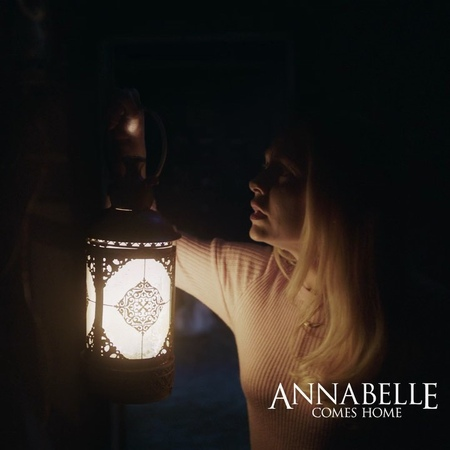 """Annabelle Comes Home on Instagram: """"The Ferryman takes a new toll in AnnabelleComesHome. Get tickets now - link in bio."""""""