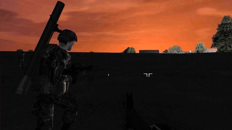 Operation Flashpoint Cold War Crisis - прохождение - миссия 6 - Монтиньяк должен пасть