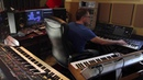 Der WegPawel Blaszczak album Oberheim Matrix 6 Moog Model D Tonestar 2600 P6 Partially Live Jam