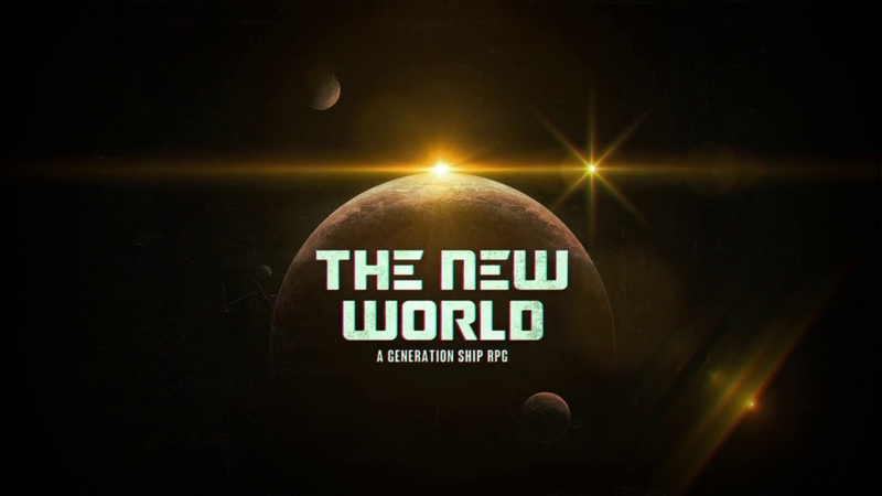 The New World - Concept Trailer