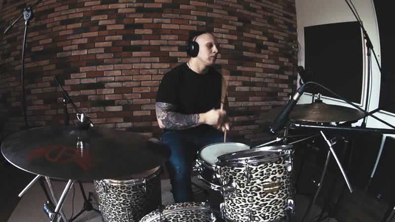 Static-X - The Only - Drum cover - Артем Анисимов (GORODKOVDRUM)